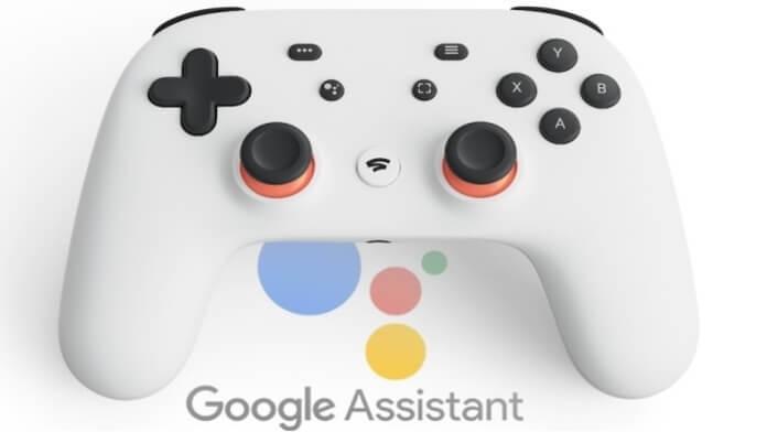 Asistentul Google este disponibil pe Stadia Controller
