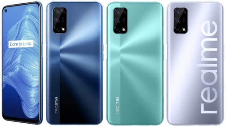 Realme V5 cel mai ieftin smartphone 5G