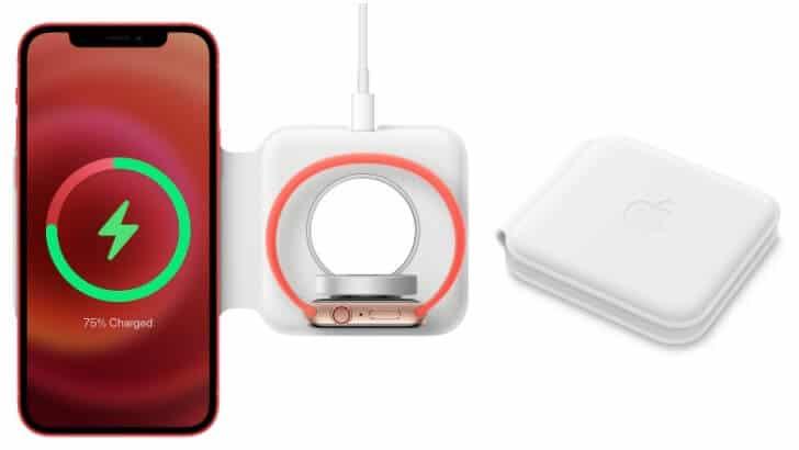 Incarcator Apple MagSafe Duo