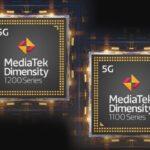 MediaTek Dimensity 1100 si Dimensity 1200 5G