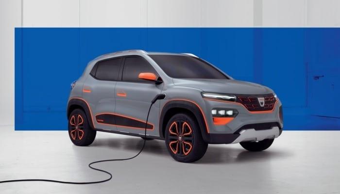 Dacia Spring Electric preturi si dotari