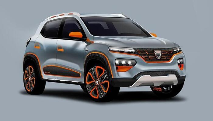 Dacia Spring precomanda